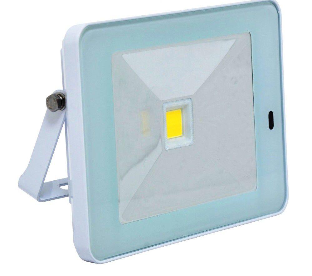 EcoLite LED reflektor - COB, 10W, IP65, 4100K (bílý)