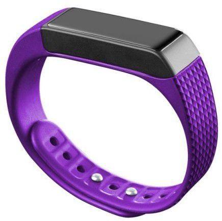 CellularLine BT fitness náramek růžovo černý