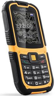 MyPhone Hammer 2 Dual SIM oranžový