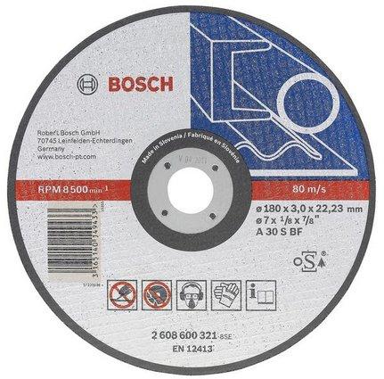 Bosch řezný kotouč na kov 125mm / 2,5mm
