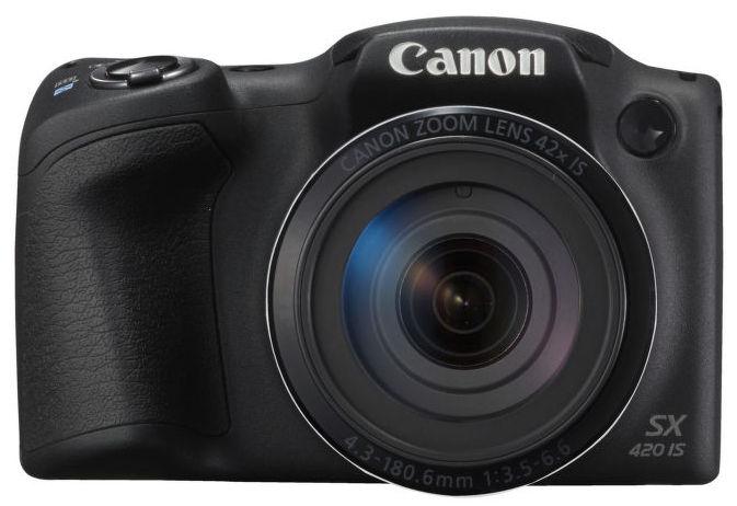Canon PowerShot SX420 IS (černý)