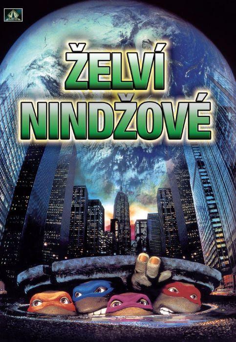 Želví nindžové 1 - DVD film