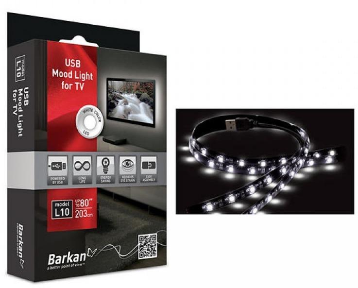 Barkan BAR L10 - LED osvětlení pro TV