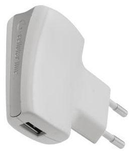 CellularLine cestovní nabíječka Apple (bílá)