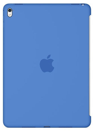 """Apple 9.7"""" iPad Pro Silicone Case (královsky modrá), MM252ZM/A"""