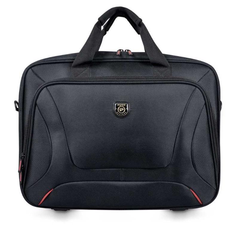 """PORT Courchevel Toploading BF (černá) - 15.6"""" taška"""
