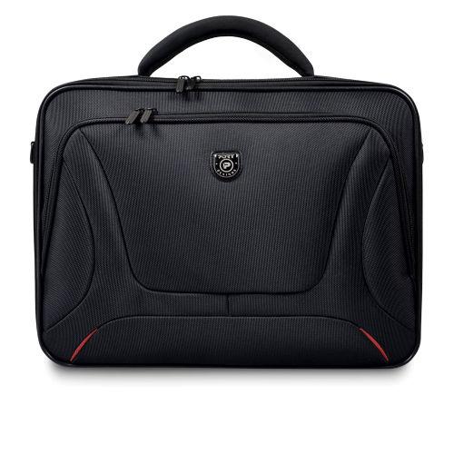 "PORT Courchevel Clamshell (černá) - 17.3"" taška"