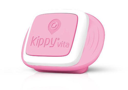 Kippy Vita 290098 (růžový) - GPS obojek