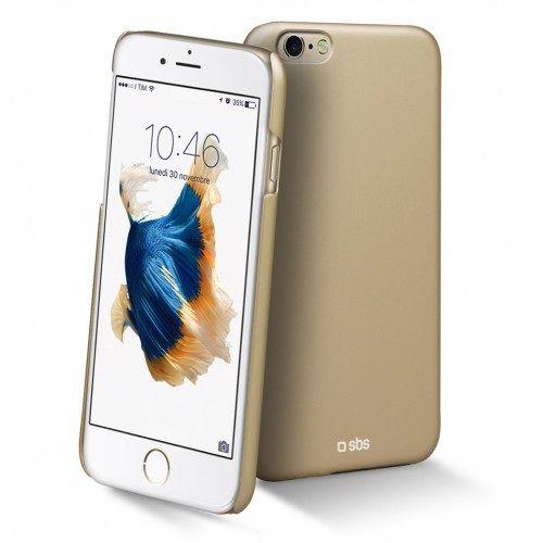 SBS Gold Collect pouzdro pro Apple iPhone 6/6S (zlaté)