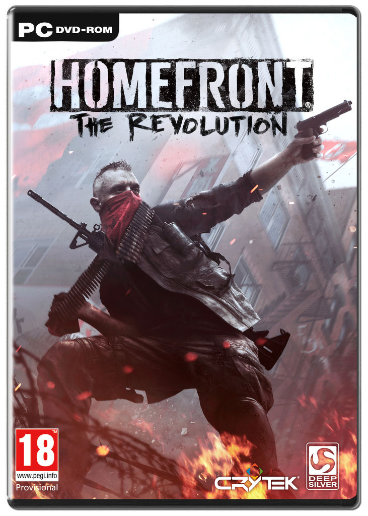 Homefront: The Revolution - hra na PC