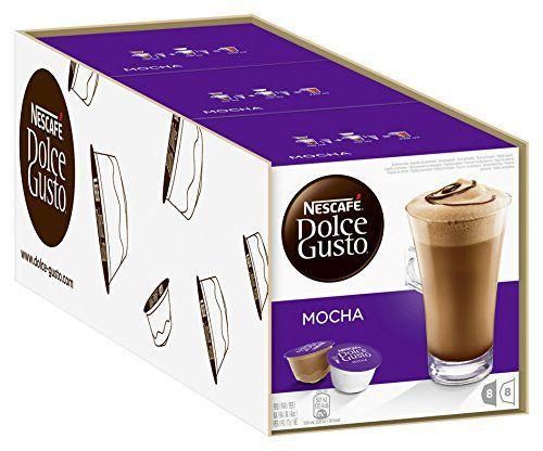 Nescafé Dolce Gusto Mocha (48ks)