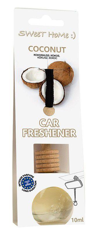 Sweet Home Kokos - vůně do auta 10 ml