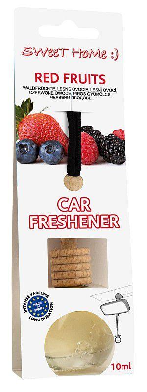 Sweet Home Lesní ovoce - vůně do auta 10 ml