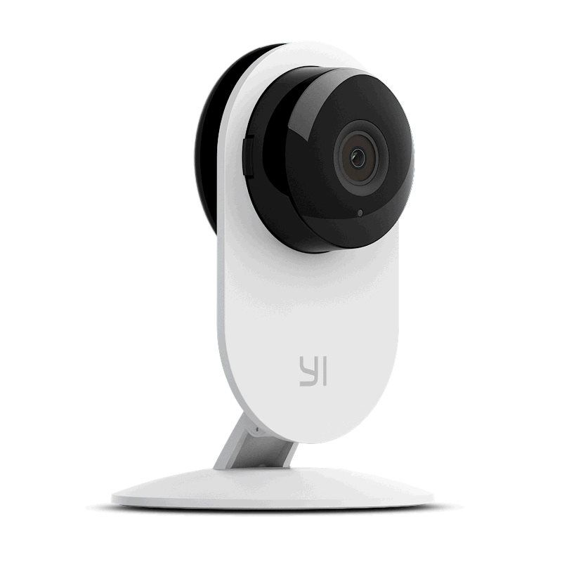YI Home IP 720p Camera White