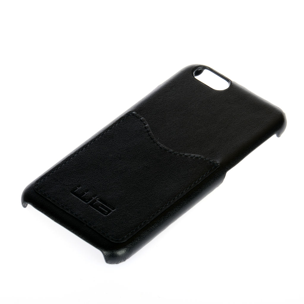 Winner PU Leather pouzdro pro Apple iPhone 5/5S/5C/SE (černé)