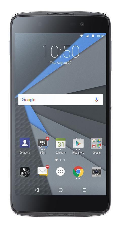BlackBerry DTEK50 černý