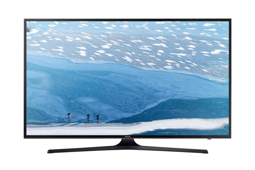 Samsung UE65KU6072U (černá)