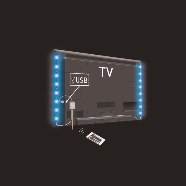 Barkan BAR L15 - LED osvětlení pro TV