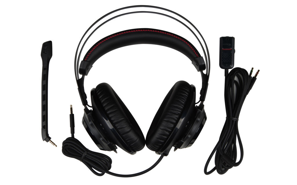 Kingston HyperX Cloud Revolver Headset Black
