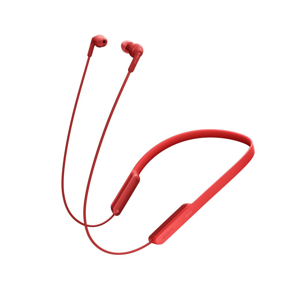 Sony MDR-XB70BT (červená)