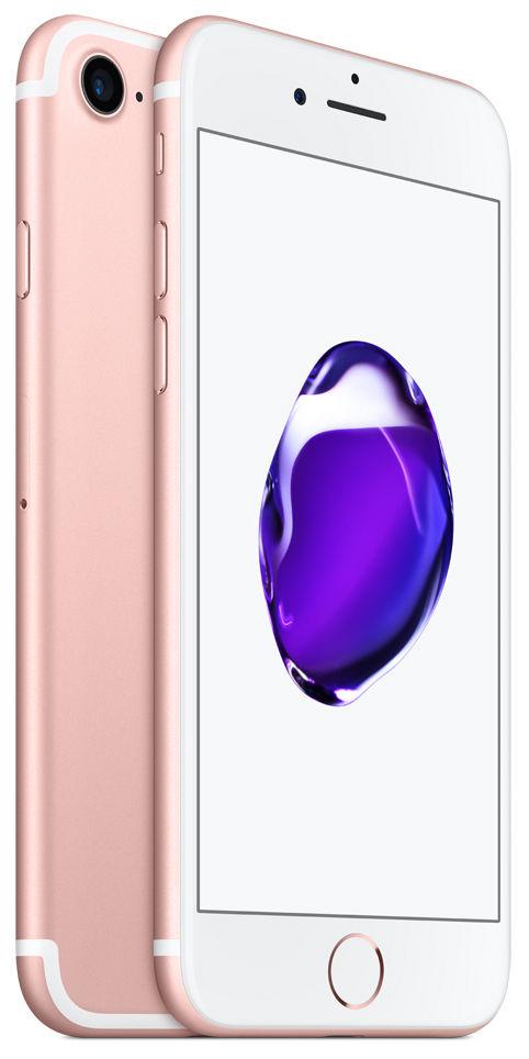 Apple iPhone 7 256GB růžově zlatý