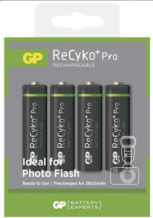 GP AA Recyko + Pro Photo