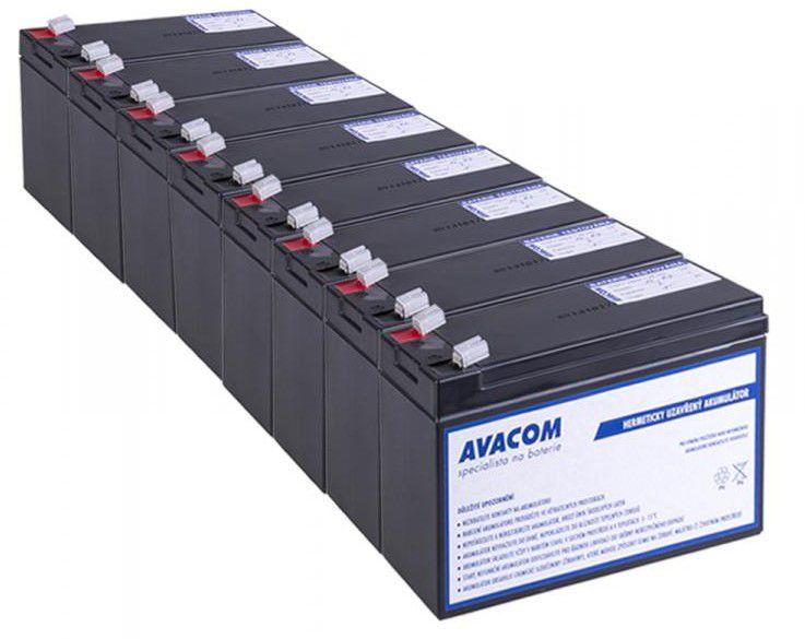 Avacom AVA-RBC27-KIT - baterie pro UPS