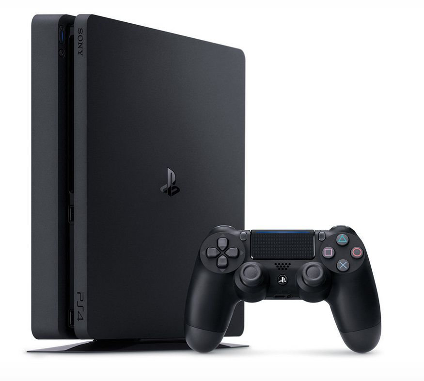 Sony PlayStation 4 Slim 1TB (černý)
