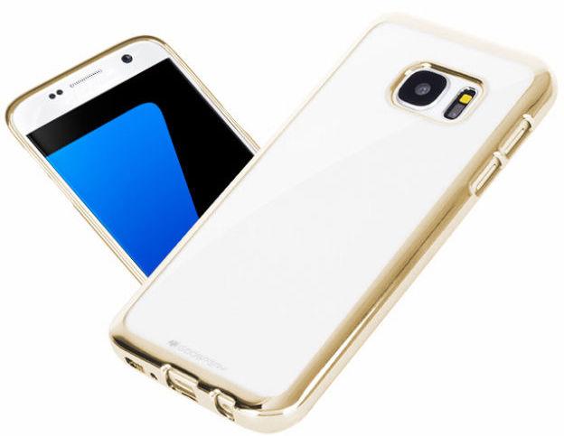 Aligator pouzdro na Samsung Galaxy A5 (zlatá)