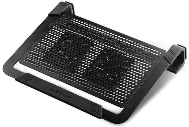 NotePal U2 Plus chladící podložka (černá)