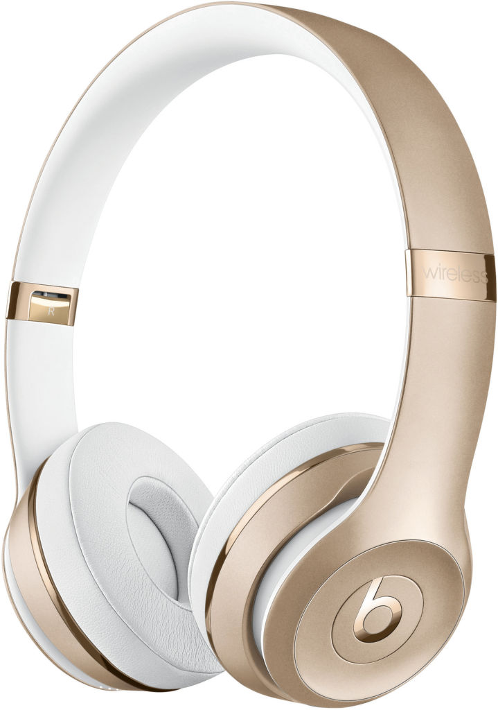 Beats Solo3 Wireless zlatá