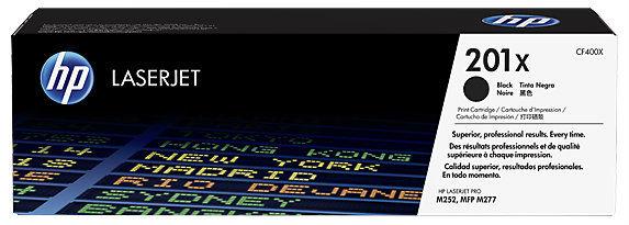HP CF400X 201X (černý)