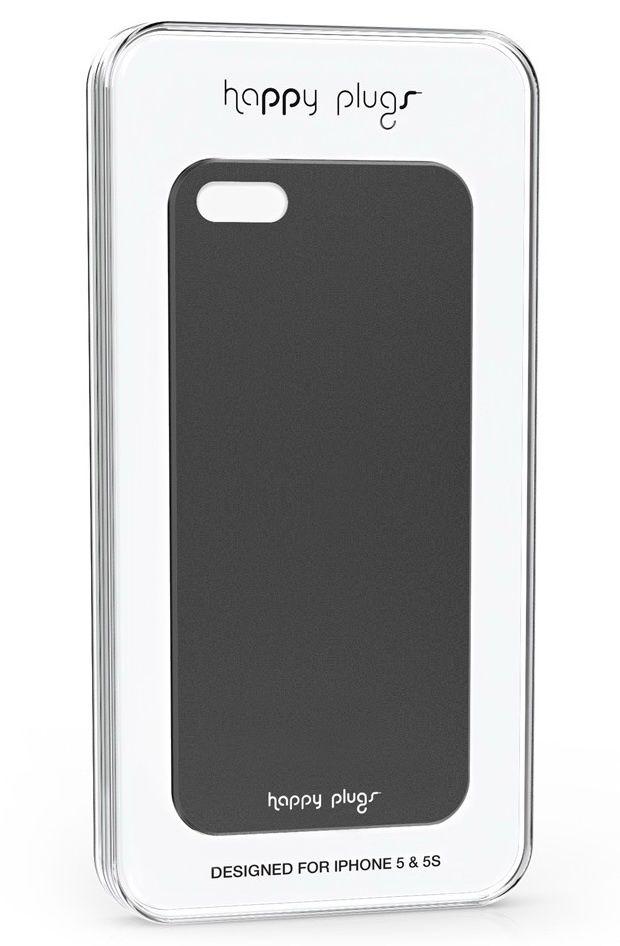 Happy Plugs Ultra pouzdro pro Aplle iPhone 5/5S (černé)