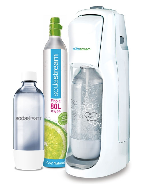 Sodastream Jet White