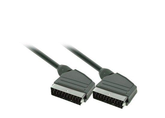 Solight SSV0115 - SCART kabel, 21pin, 1,5m
