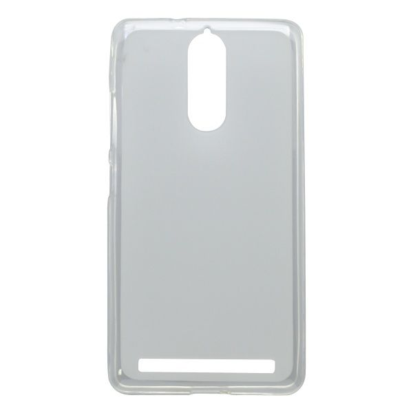 Mobilnet pouzdro na mobil Lenovo K5 Note (průhledná)
