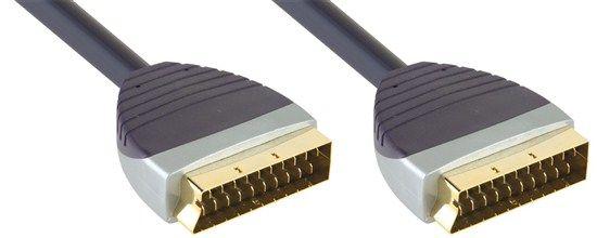 Bandridge SVL7391 SCART kabel, 1m