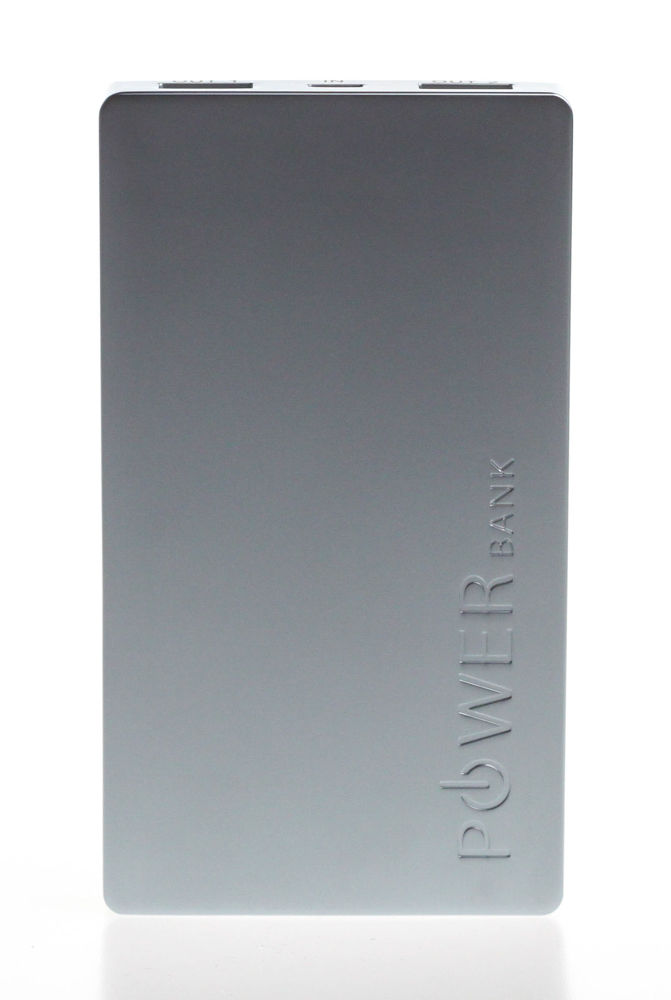 Remax AA-1150 power banka SuperAlloy 6000mAh (stříbrno-černý)
