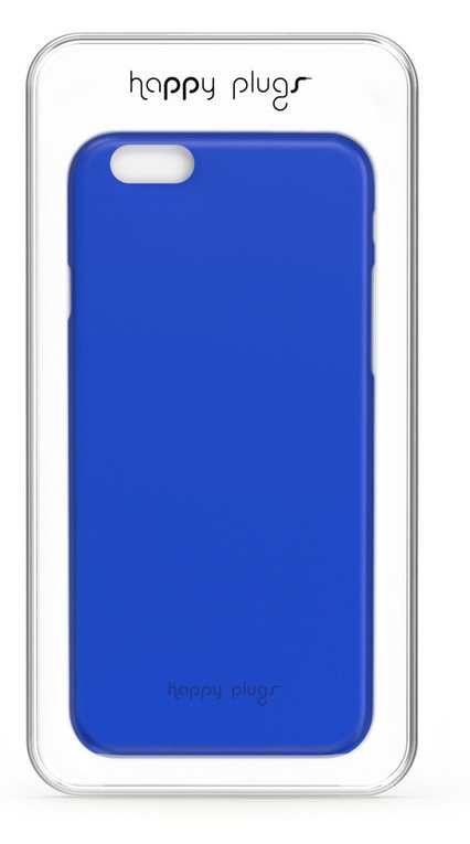 HAPPY PLUGS pouzdro pro iPhone 5/5S (modrá)