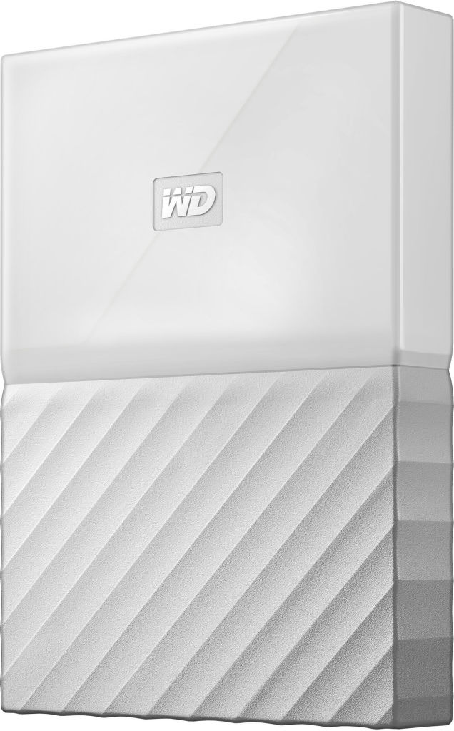 "WD My Passport 2,5"" 1TB USB 3.0 (bílá)"
