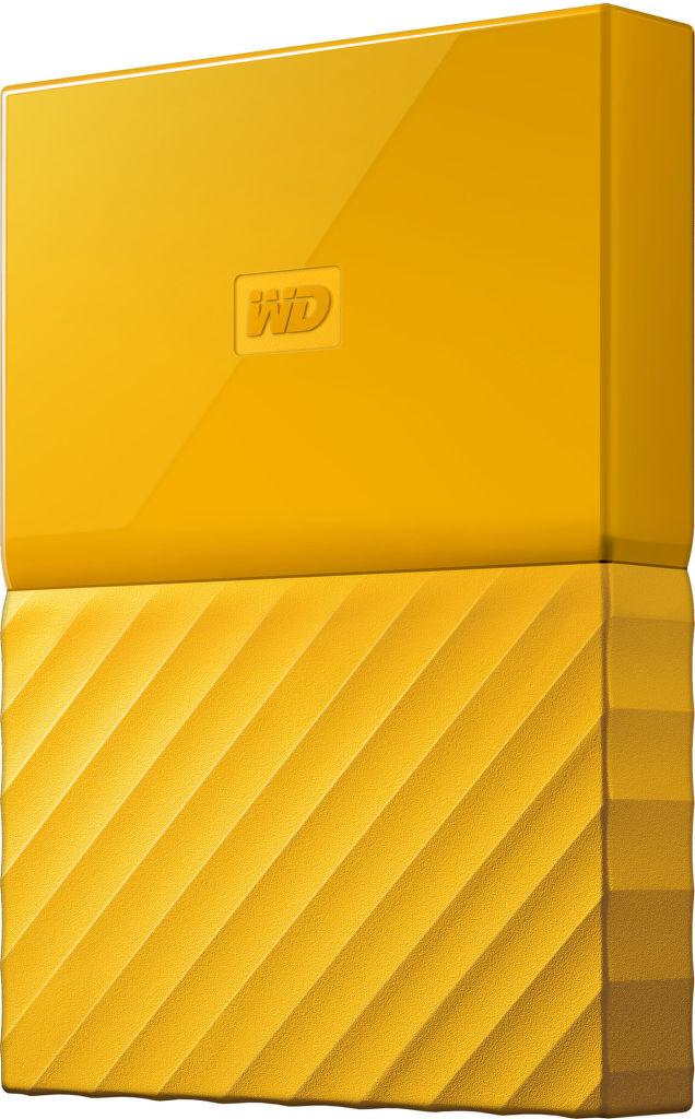"WD My Passport 2,5"" 2TB USB 3.0 (žlutý)"