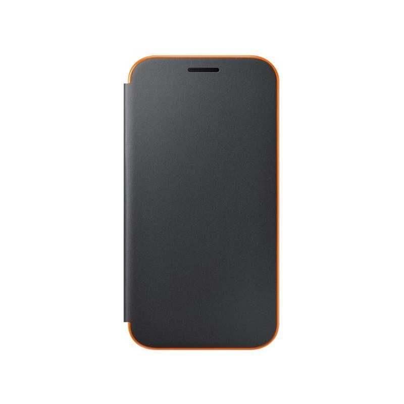 SAMSUNG Flipové pouzdro pro Galaxy A3 Neon (černá)