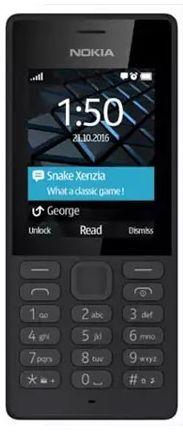 Nokia 150 Dual SIM černý