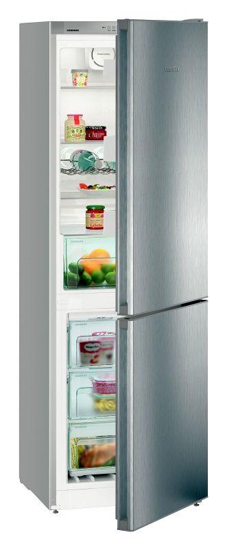 LIEBHERR CNPel 4313 (nerez) - kombinovaná lednice