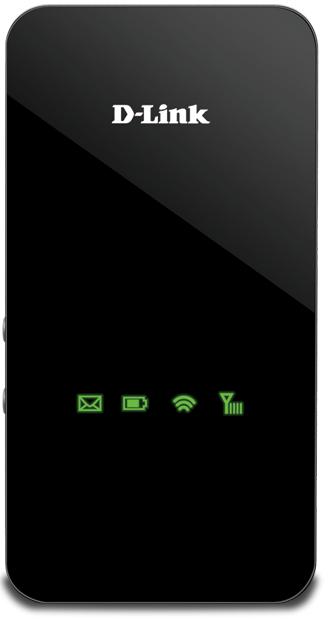 D-LINK DWR-720 - 3G WiFi hotspot