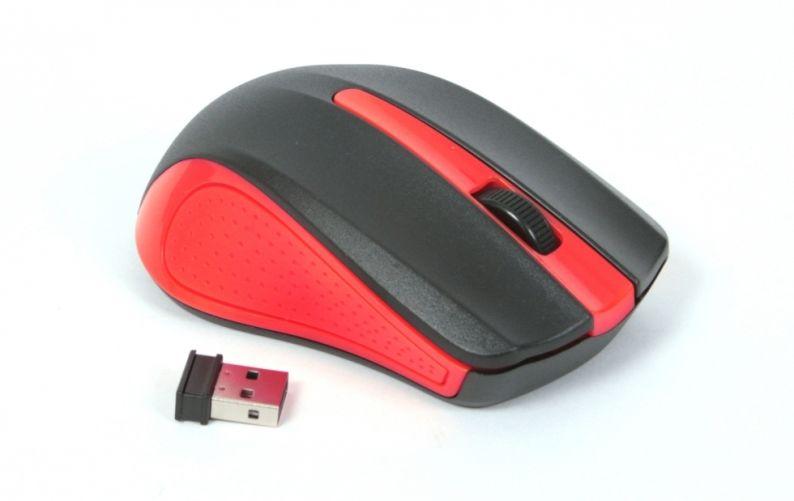 Omega OM-419 Wireless (červeno-černá)