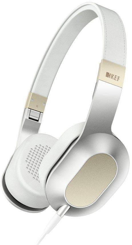 KEF M400 (bílo-zlatá)