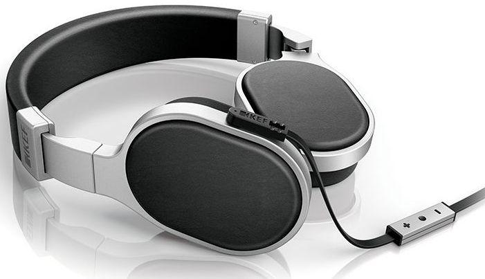 KEF M500 (stříbrno-černá)