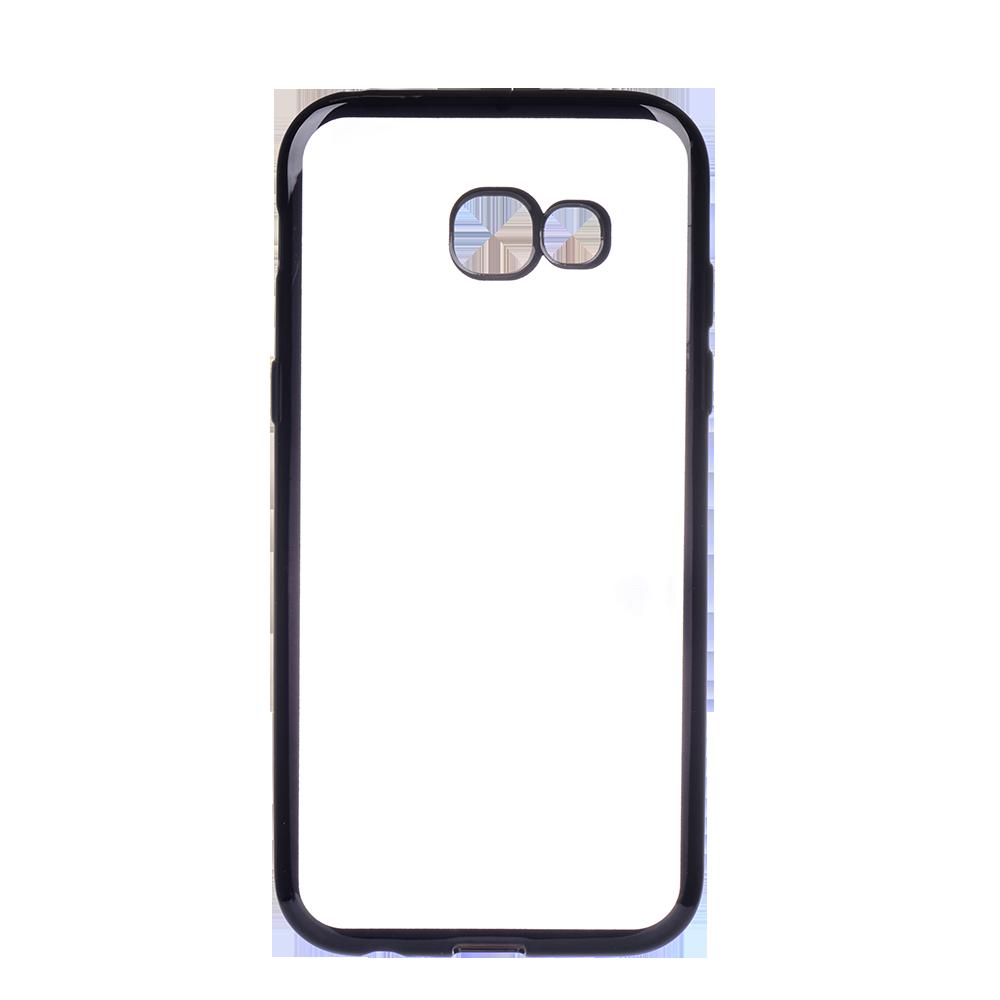 Winner Galaxy A5 2017 černé pouzdro TPU laser