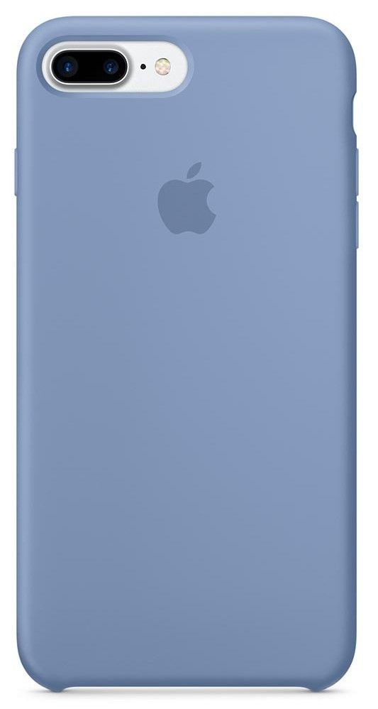 Apple silikónový kryt pro iPhone 7 Plus, Azure